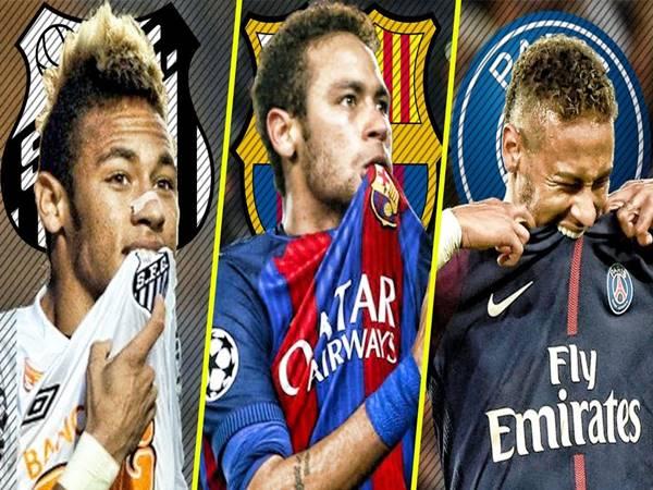 Neymar là ai? Tiểu sử cầu thủ Neymar JR