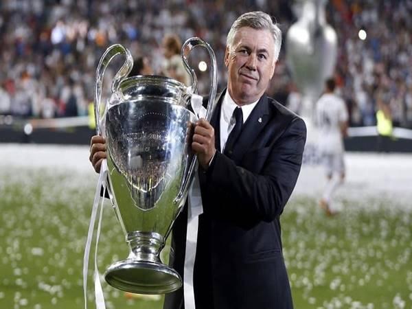 Tiểu sử và sự nghiệp của huấn luyện viên Carlo Ancelotti