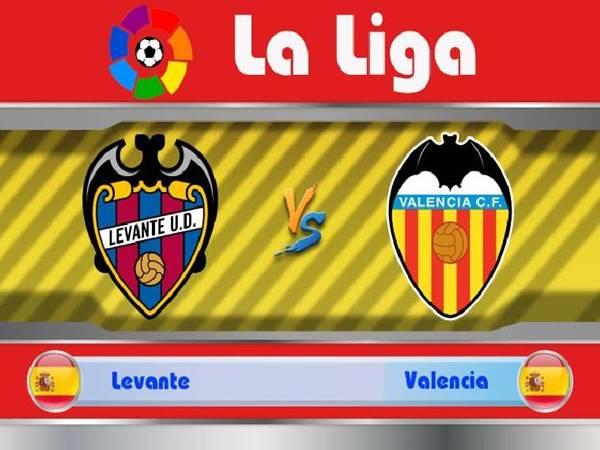 Nhận định kèo Levante vs Valencia, 03h00 ngày 13/3