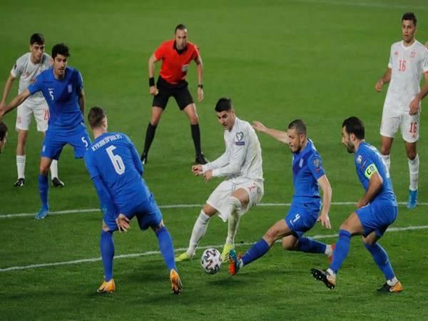 Nhận định tỷ lệ Tây Ban Nha vs Kosovo (1h45 ngày 1/4)