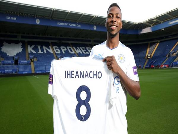 Tiểu sử Kelechi Iheanacho - Cầu thủ bóng đá người Nigeria