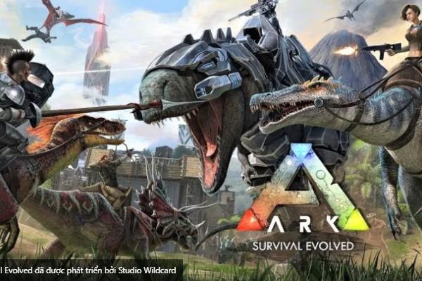 ARK: Survival Evolved - Cách tải xuống trò chơi trên PC