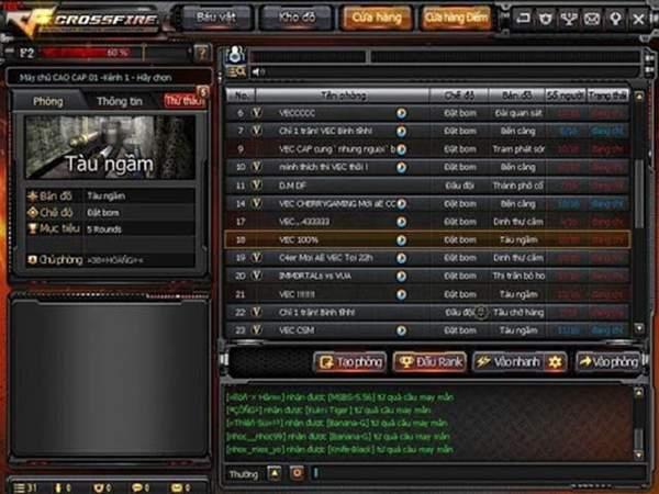 Cấu hình yêu cầu của game đột kích 2