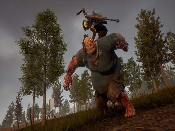 Game Zombie - State of Decay 2