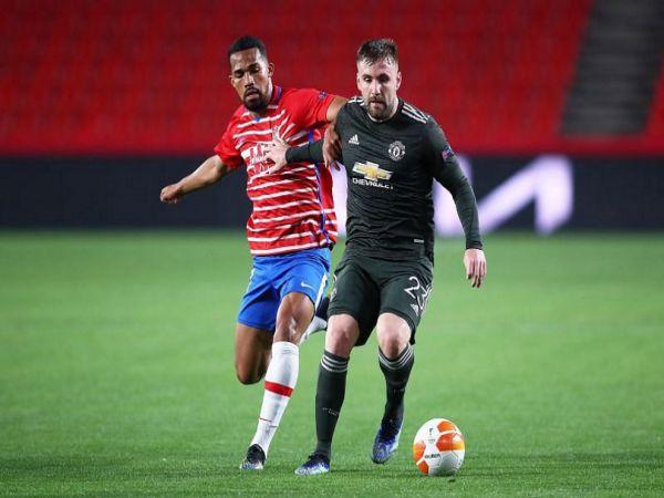 Nhận định tỷ lệ Man Utd vs Granada, 02h00 ngày 16/6 - Europa League