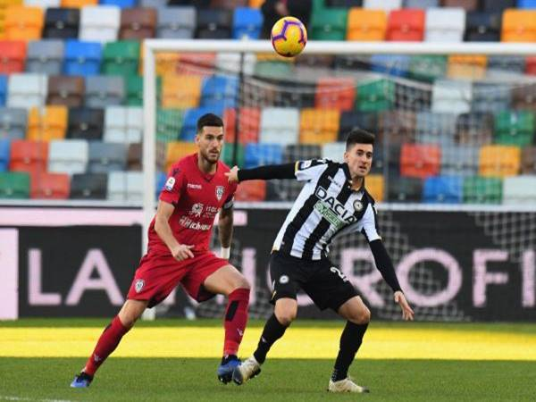 Nhận định bóng đá giữa Udinese vs Cagliari, 1h45 ngày 22/4