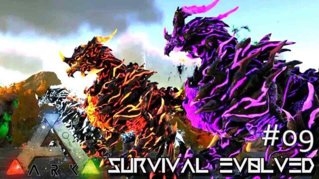 ARK: Survival Evolved những con rồng có thân hình 'ngầu' nhất