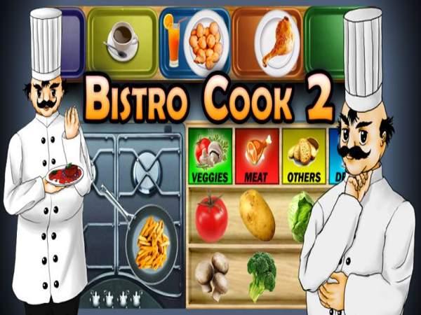 Bistro Cook 2 Game nấu ăn nhà hàng