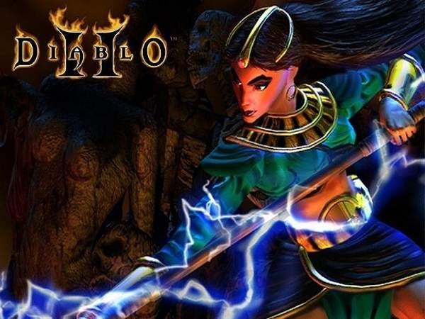Hướng dẫn chơi Diablo 2 nhân vật