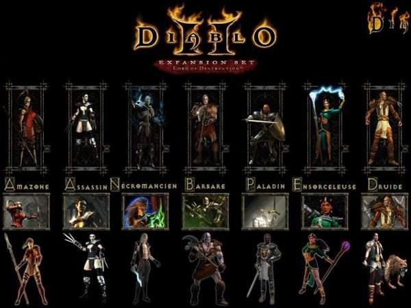 Chỉ dẫn chơi Diablo 2 qua từng ACT