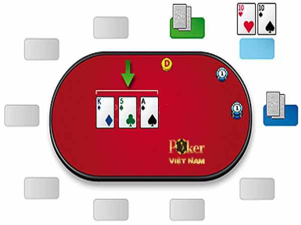 Luật chơi bài Pocker