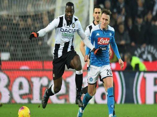 Nhận định bóng đá giữa Napoli vs Udinese, 01h45 ngày 12/5