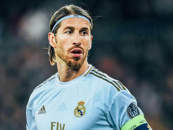 Tiểu sử Sergio Ramos - Bức tường thành của Real Madrid