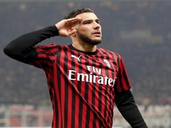 Tiểu sử Theo Hernandez - Cầu thủ bóng đá câu lạc bộ AC Milan