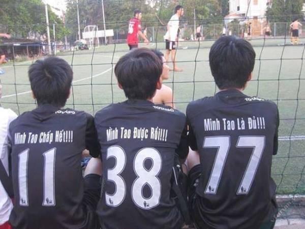 Cách đặt tên FC bóng đá hay độc - lạ - chất và hài hước