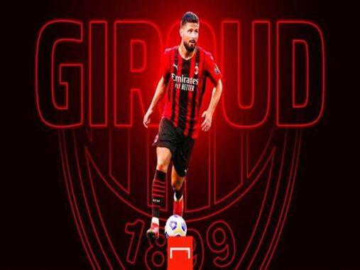 Bóng đá Quốc tế tối 15/7: Giroud chuẩn bị ra mắt AC Milan