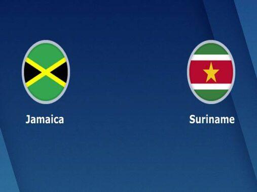 Nhận định Jamaica vs Suriname – 05h30 13/07/2021, Gold Cup 2021