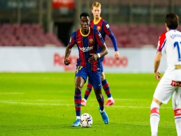 Chuyển nhượng 16/8: Man United nhắm mua Ilaix Moriba của Barca