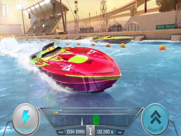 Top game đua thuyền siêu tốc trên biển hót nhất