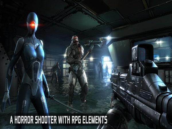 Game sinh tồn zombie Dead Effect hai