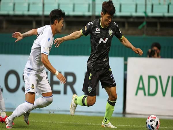 Nhận định trận đấu Jeonbuk Hyundai vs Gwangju (17h00 ngày 11/8)