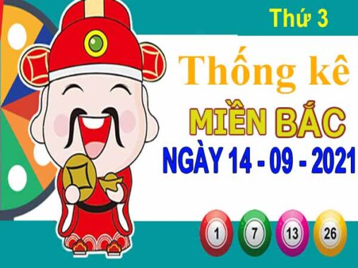 Thống kê XSMB ngày 14/9/2021 – Thống kê xổ số Quảng Ninh thứ 3