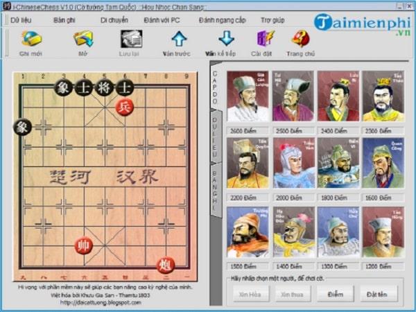 Top game cờ tướng hay nhất bạn nên thử chơi