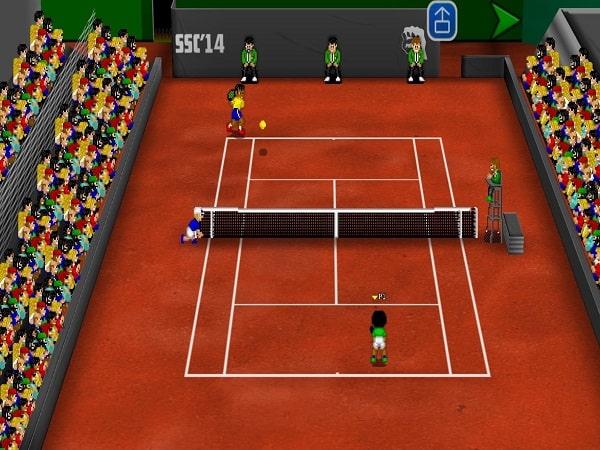 Top game đánh tennis hay bạn không nên bỏ lỡ