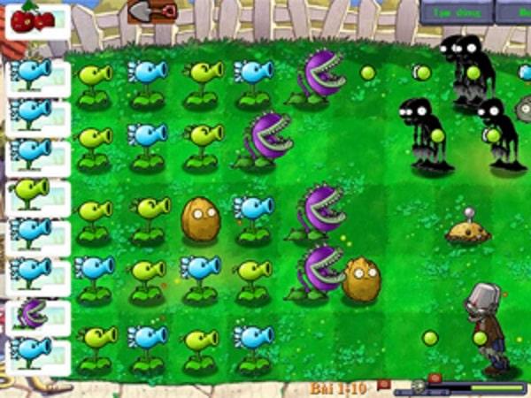 Cách chơi game hoa quả nổi giận đơn giản