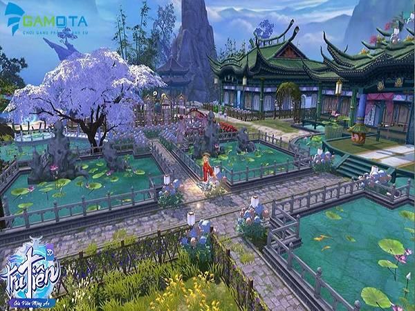 Tru Tiên 3D Gamota – Game nhập vai có đề tài Tiên Hiệp