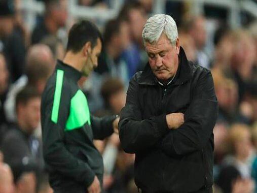 Bóng đá Anh 18/10: HLV Steve Bruce đứng trước khả năng bị sa thải